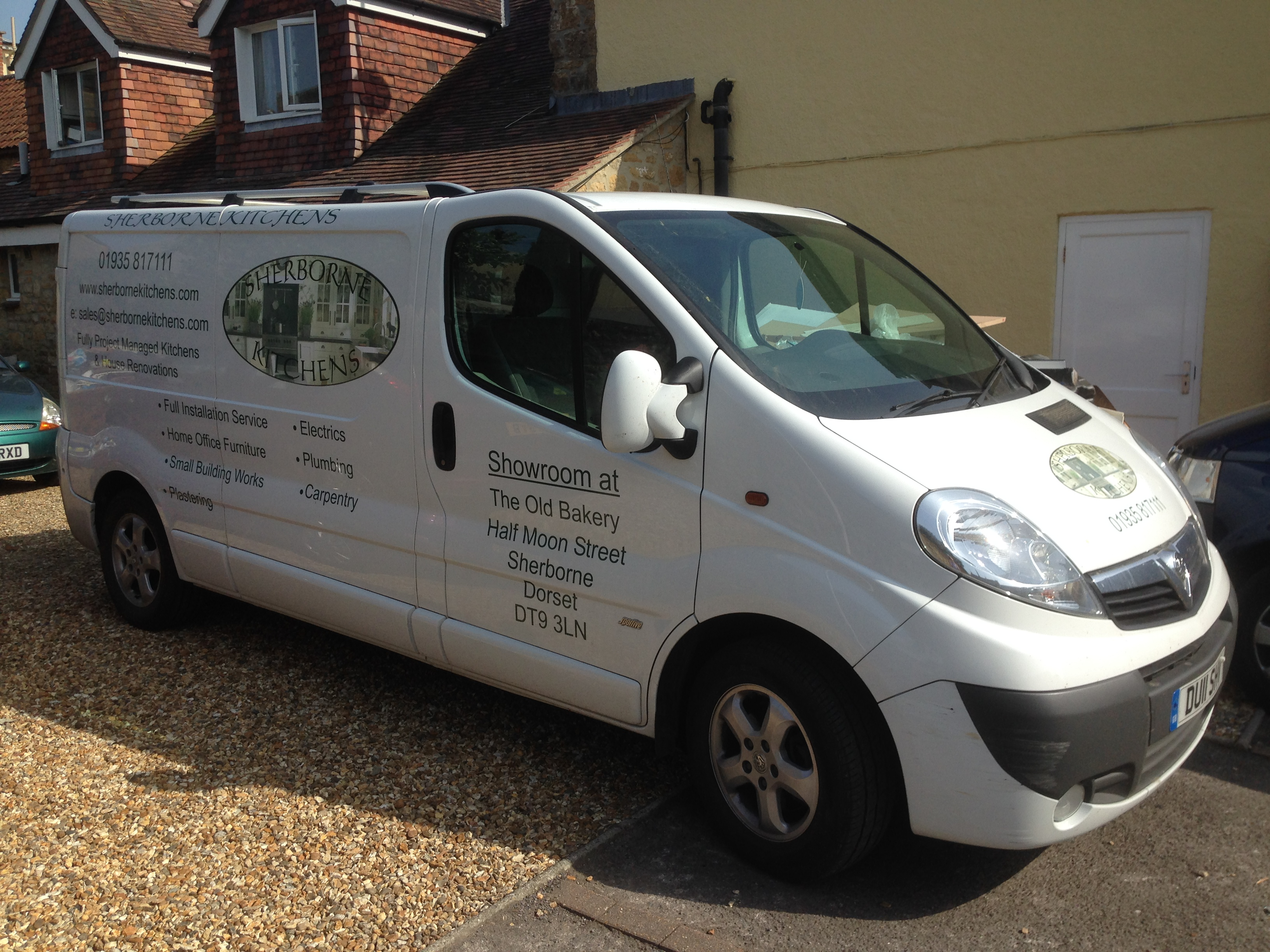 Sherborne-Kitchens-Vehicle