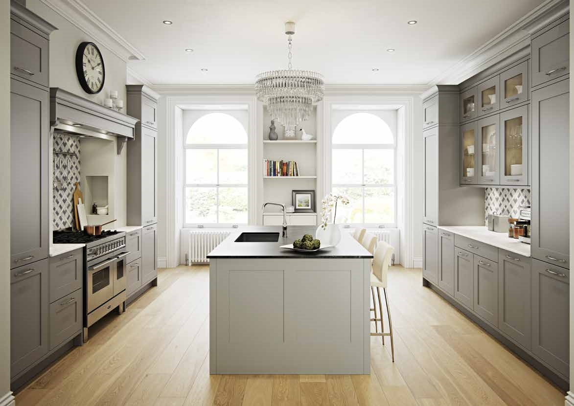 Masterclass Gallery | Sherborne Kitchens
